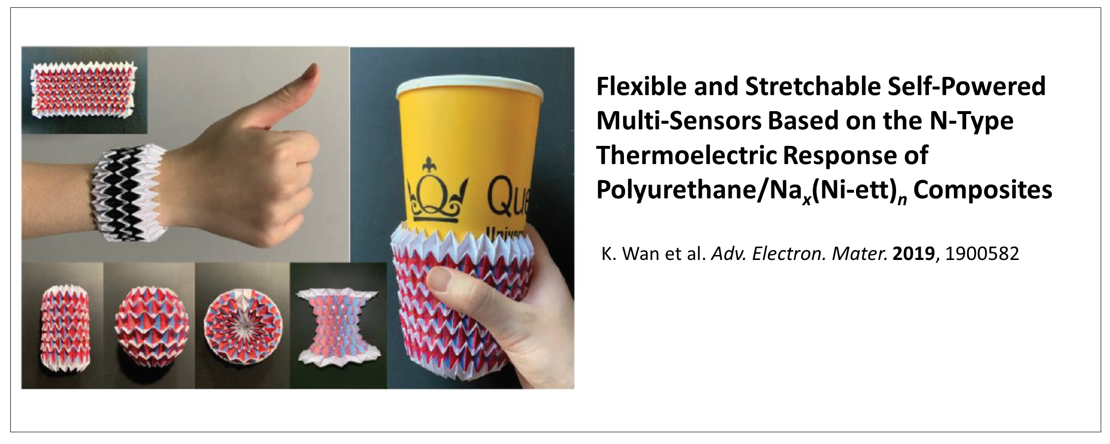 The Organic Thermoelectrics Laboratory